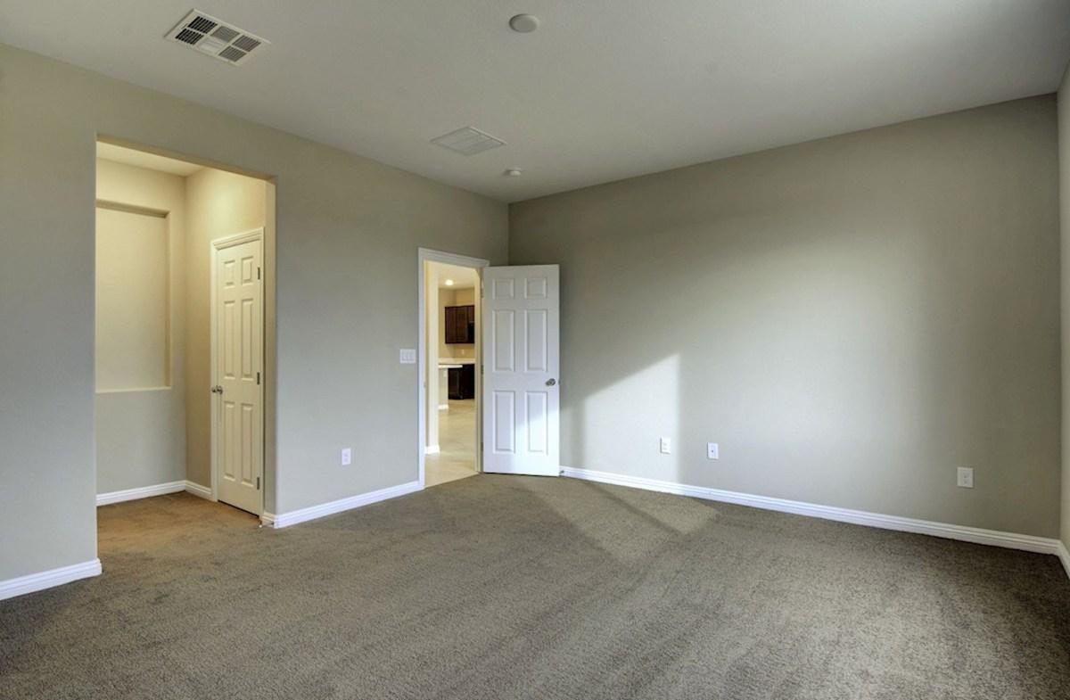 Zion quick move-in Master Suite on homesite #90