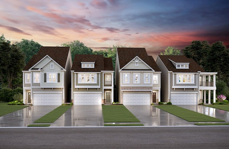 New Townhomes Coming October 2019