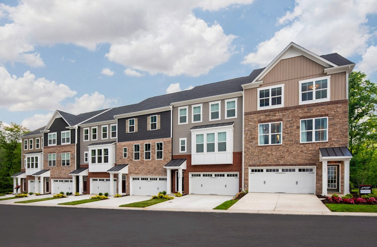 Annapolis Elevation Traditional M