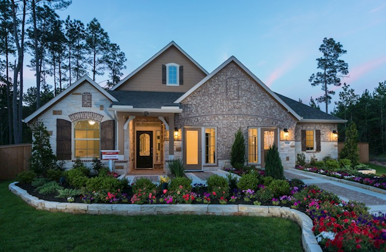 Madison Elevation French Country L