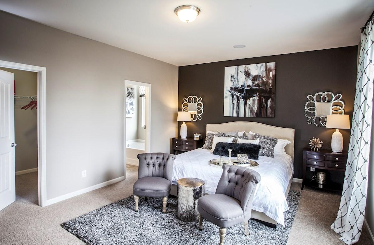 Nichols Vale Harper tranquil master bedroom