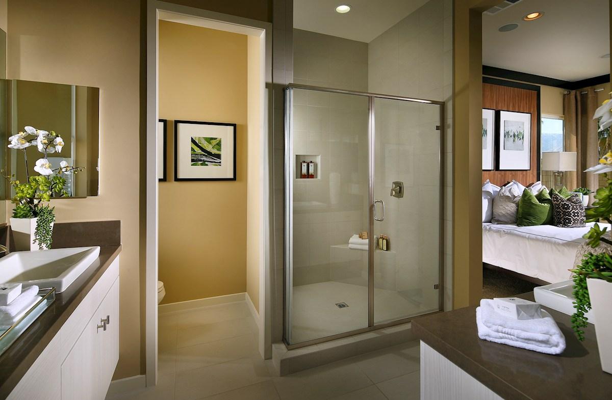 Vermillion at Escena Residence 2 luxury master bath
