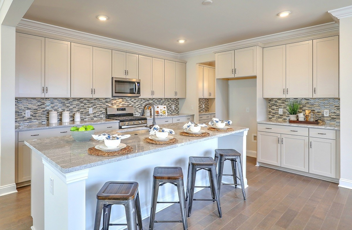 Middleton quick move-in entertainer's kitchen