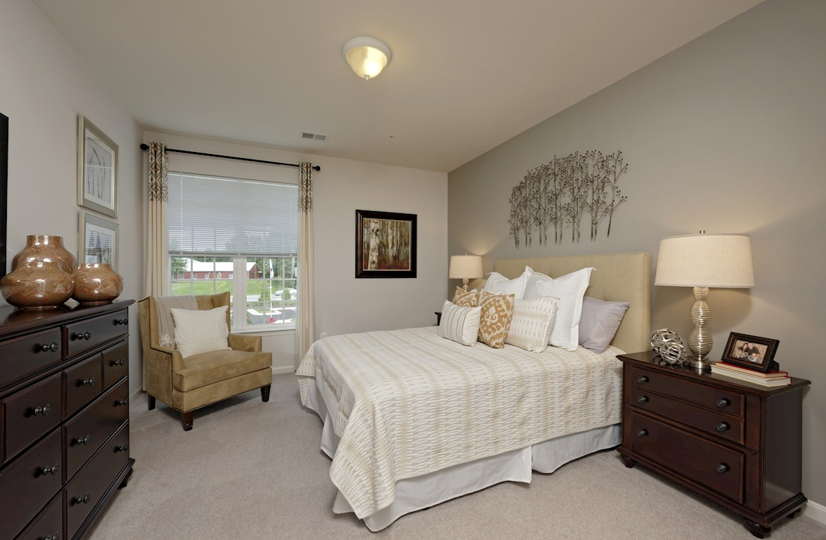 Gatherings® at Quarry Place Aspen Secondary bedroom