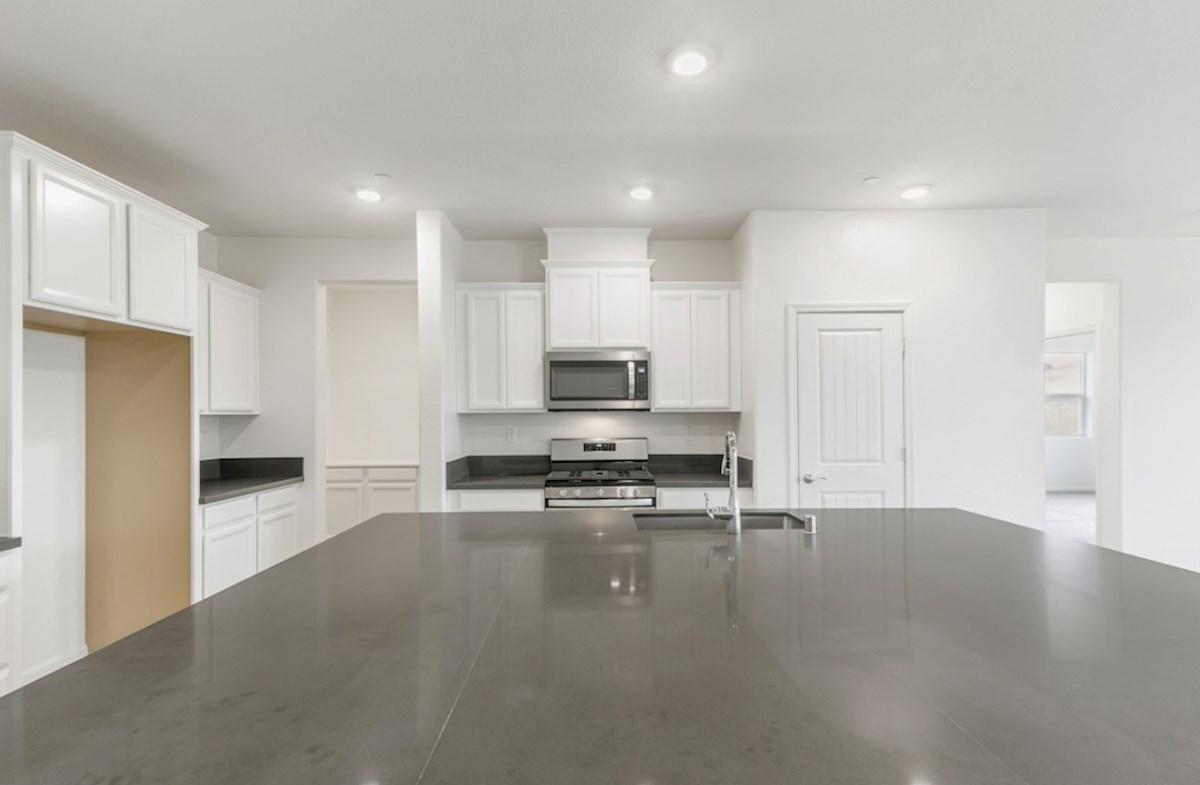 Shasta quick move-in kitchen