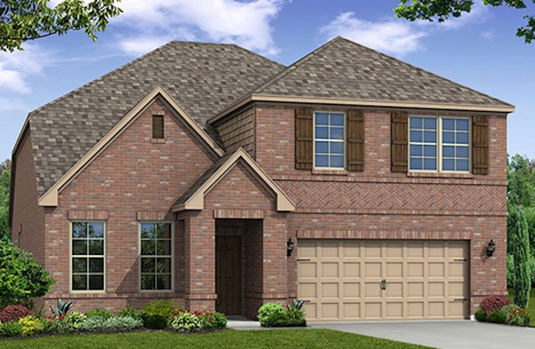 Prescott Elevation Traditional B