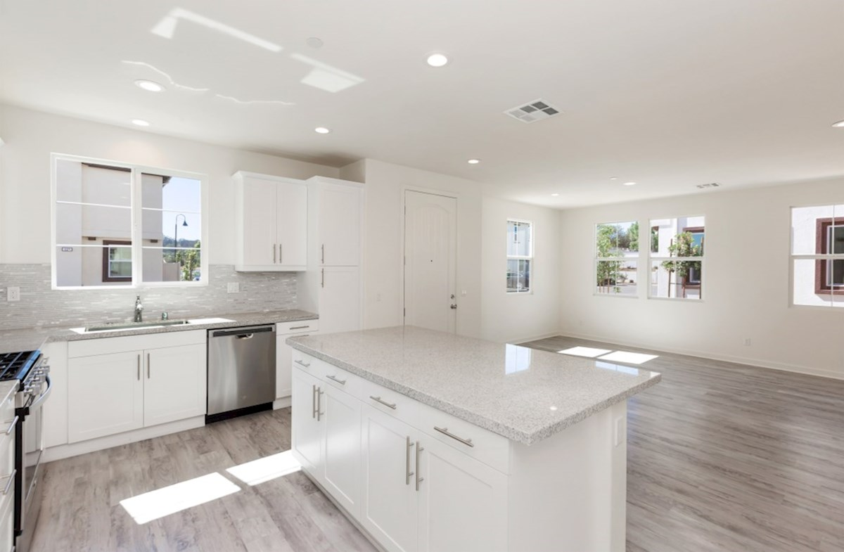 Primrose quick move-in Enjoy preparing meals while catching up on the family's day - your new gourmet kitchen opens directly to the living room so you can maximize family time.
