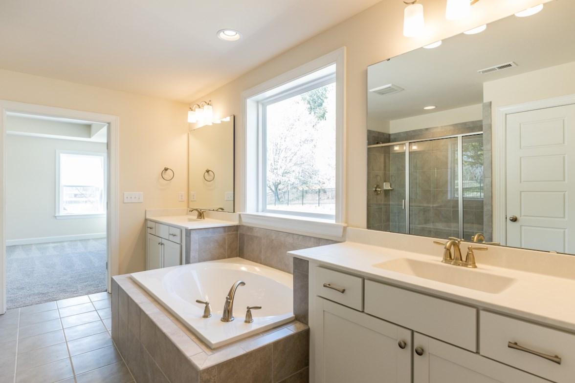 Bridgeport Suzanne Suzanne master bathroom