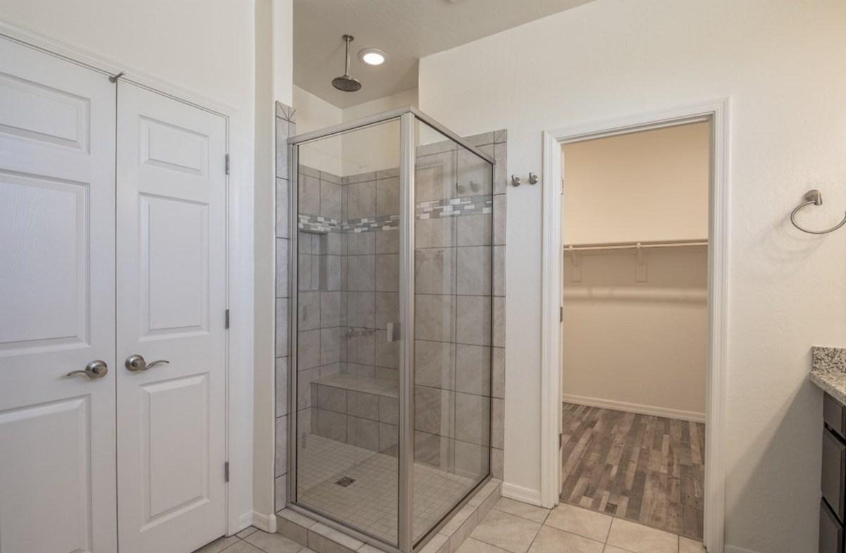 Abilene quick move-in Abilene Master Bath and Walk-In Closet