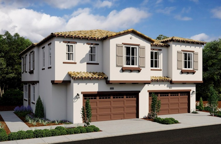 Snowberry Elevation Spanish Colonial X