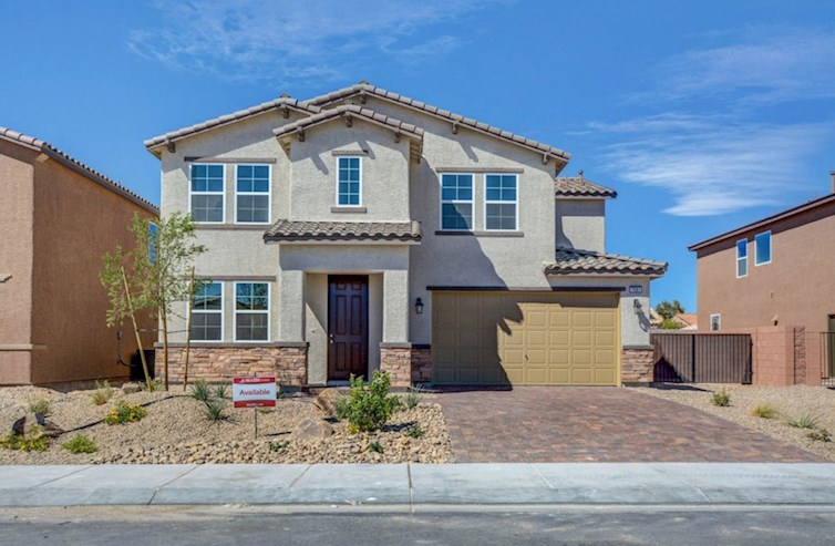 Verano Elevation Tuscan L quick move-in