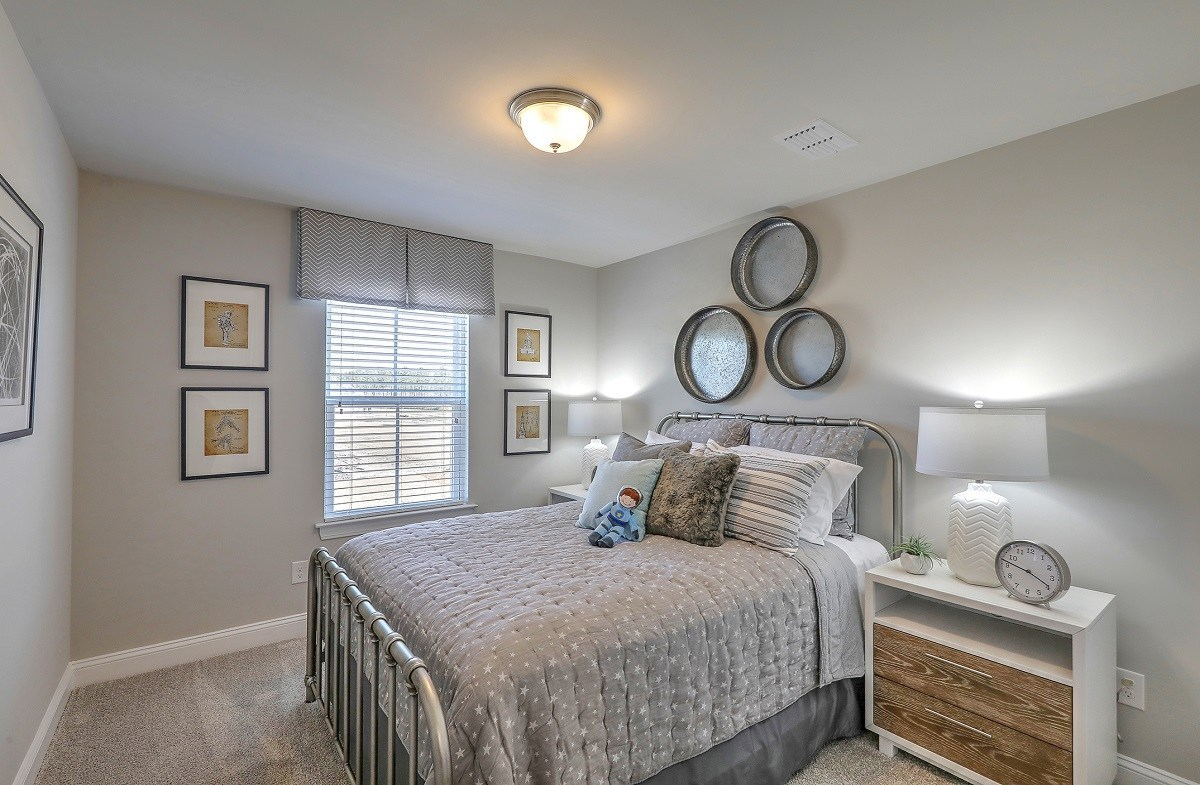 Jasmine Point at Lakes of Cane Bay Holly  charming secondary bedroom