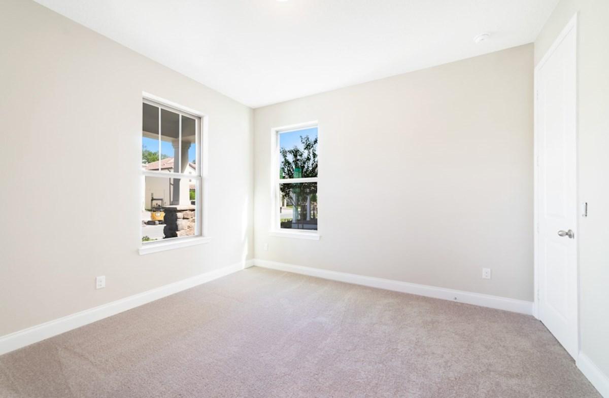 Cascade quick move-in secondary bedroom
