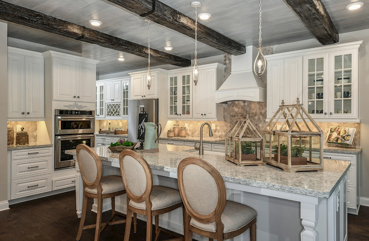 Lakeshore of Wekiva Wilson chef-inspired kitchen