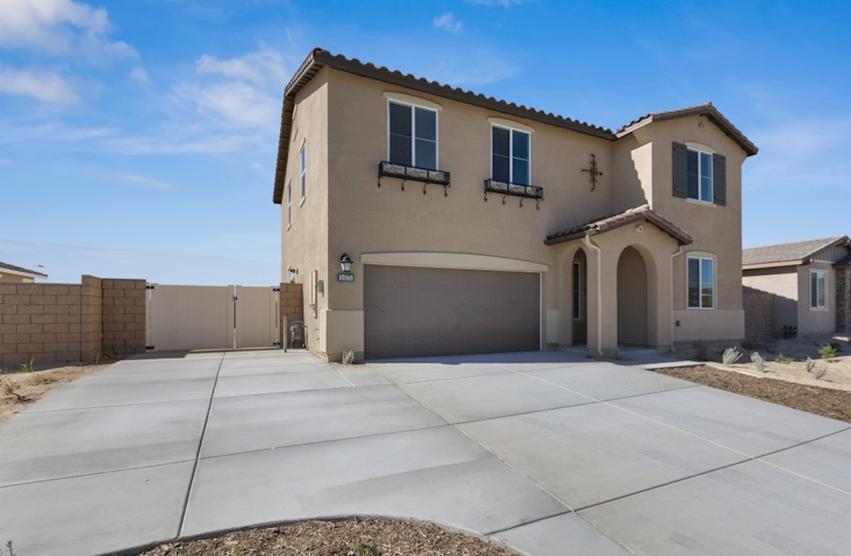 Reserve Elevation Spanish Colonial L quick move-in