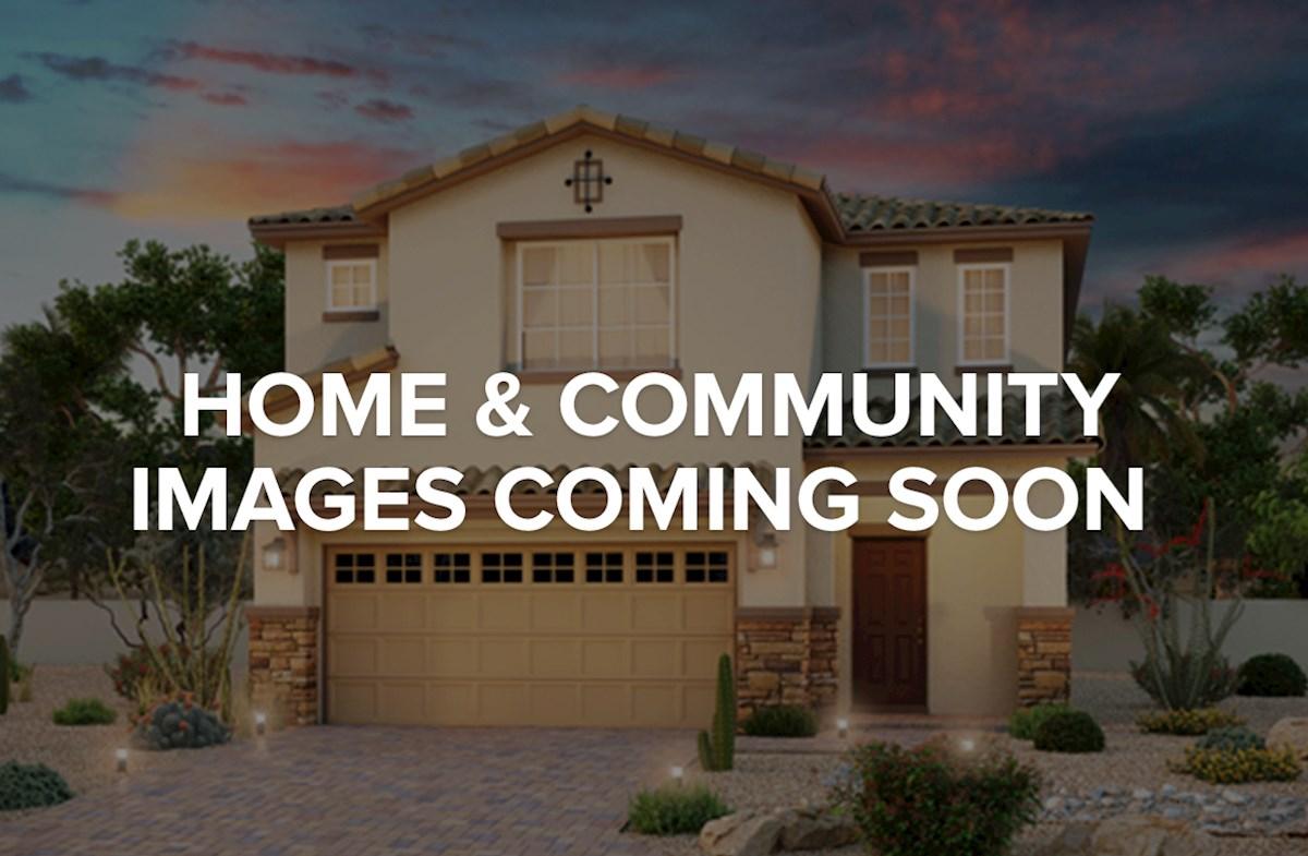 New Skye Hills Master Plan in northwest Las Vegas