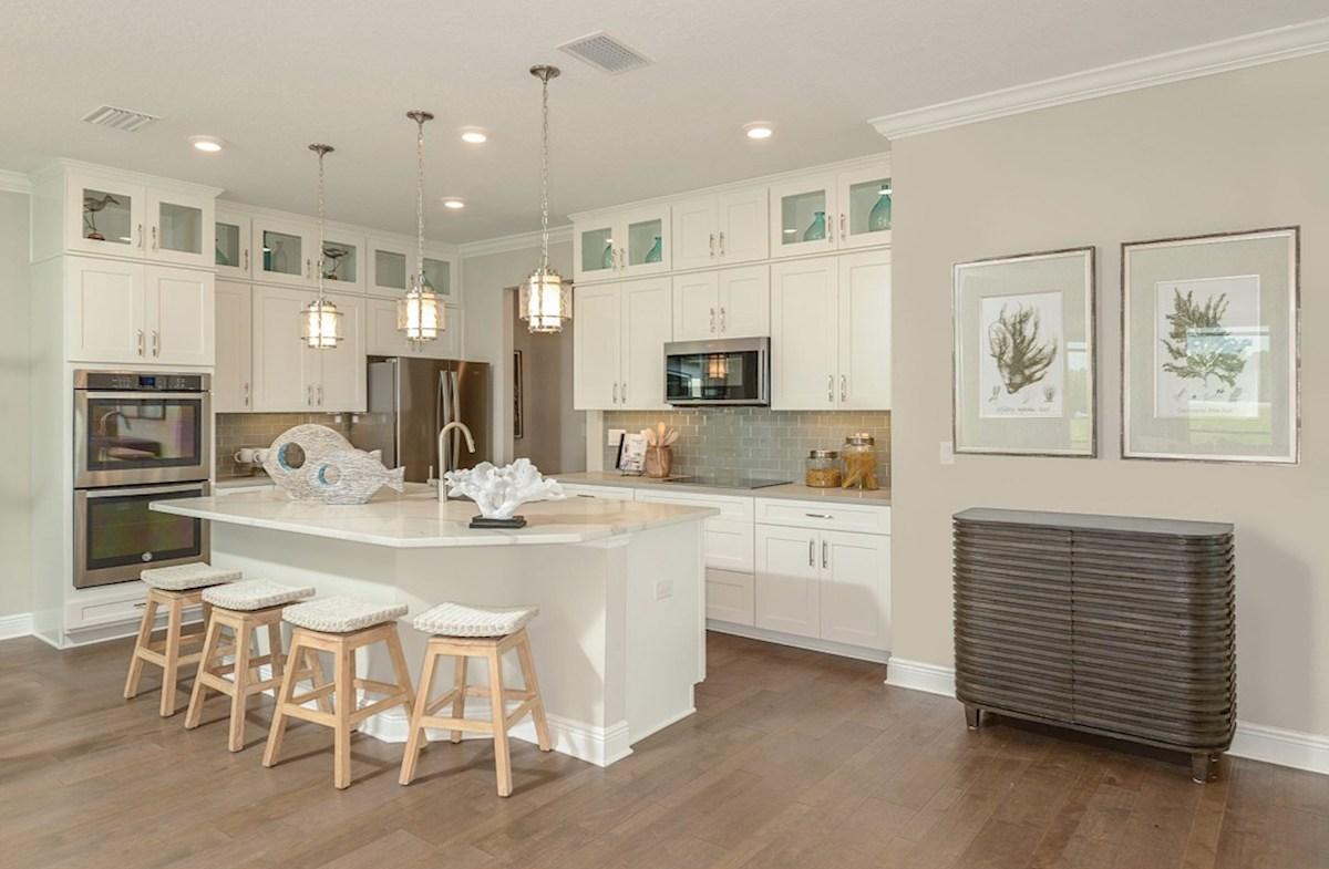 Reserve at Sawgrass Hampton open concept kitchen