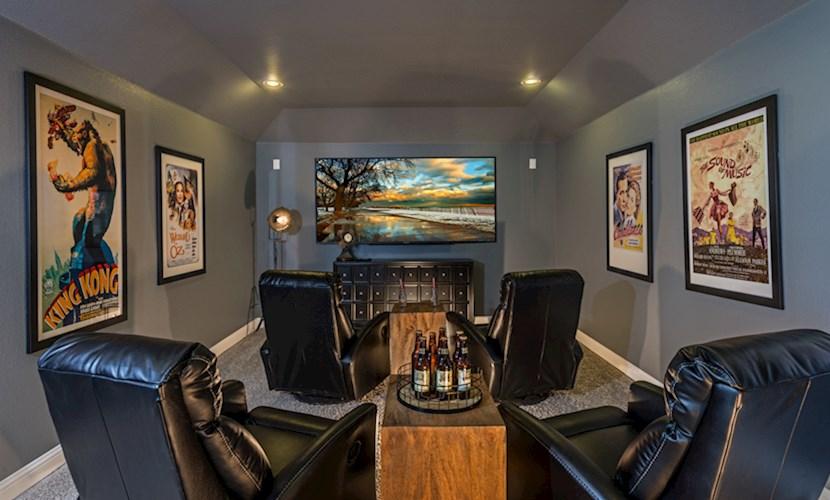 Avalon Media room