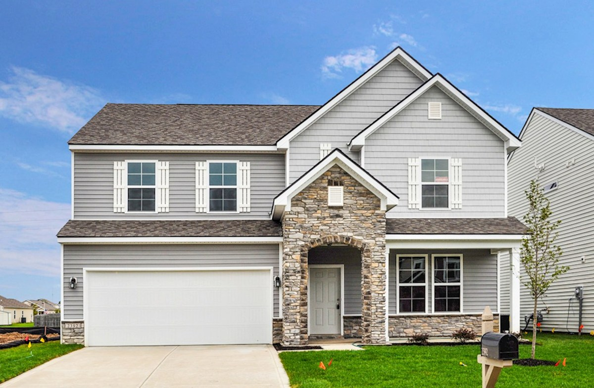Juniper Elevation French Country FCR quick move-in