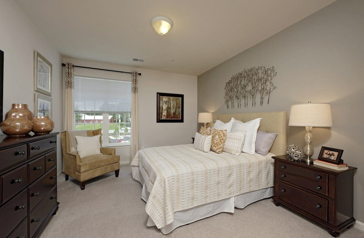 Gatherings® at Quarry Place Aspen with Study Secondary bedroom