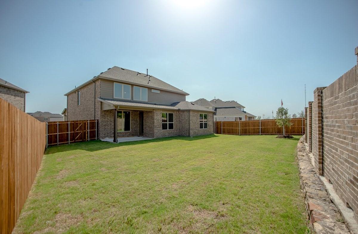 Brookhaven Elevation Farmhouse L quick move-in