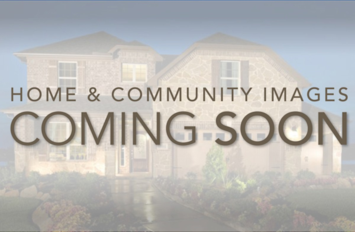 New single-family homes coming Fall 2018