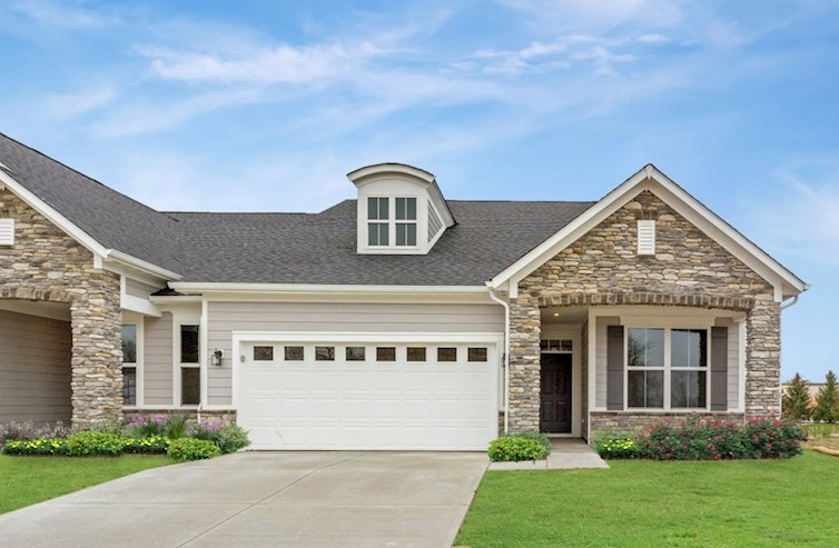 Valencia Elevation French Country FCL quick move-in