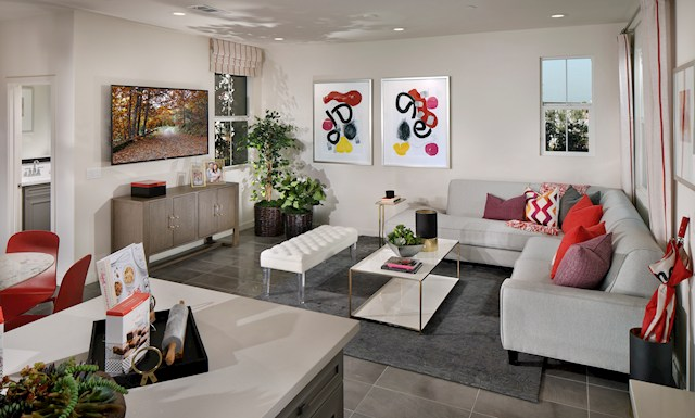 virtual tour of twin home in Oceanside, CA