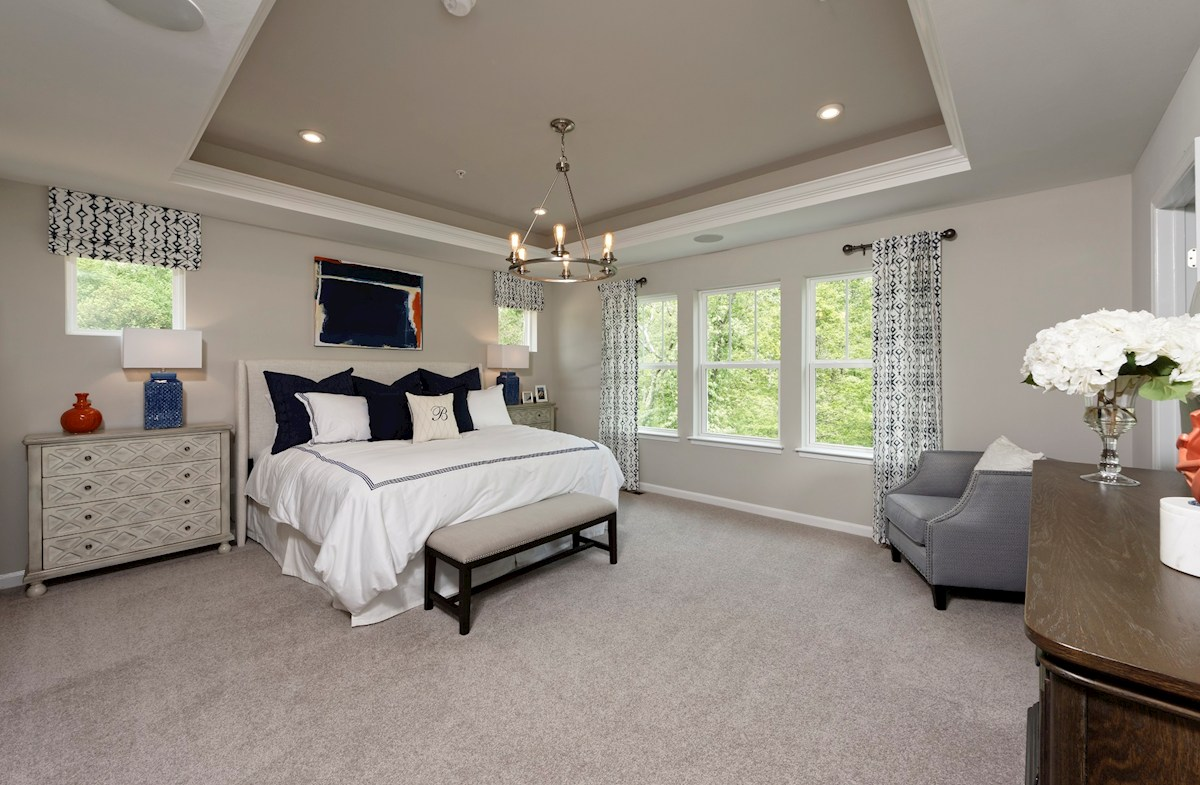 Nottingham Master Suite