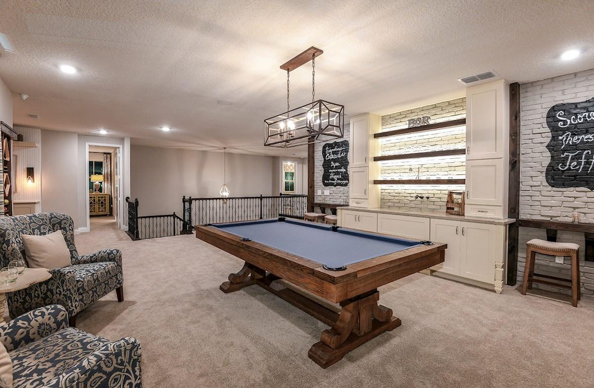 Belle Vie Wilson versatile open loft
