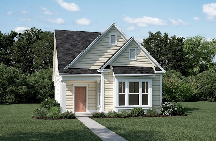 Drayton Elevation Coastal A