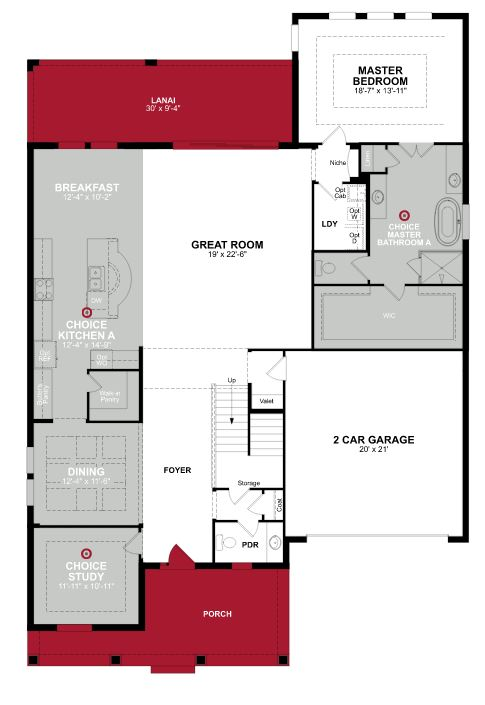 Floor Plan Graphic