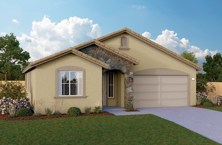 Plan 1 Elevation Mediterranean L