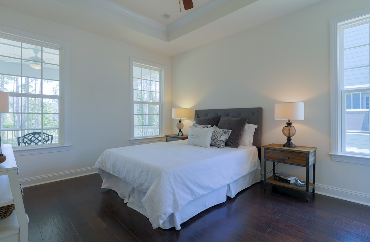 St. Thomas Preserve Tidewater private master bedroom