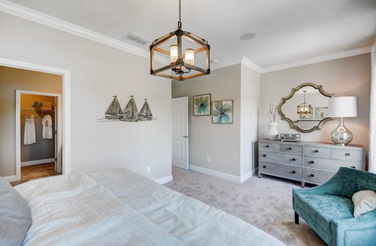 Harpeth Springs Village Vanderbilt spacious master bedroom