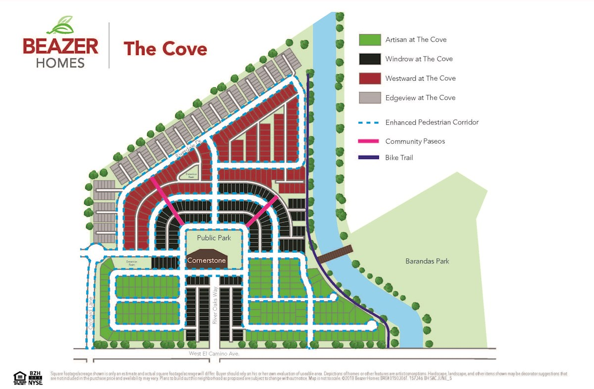 the cove master-plan