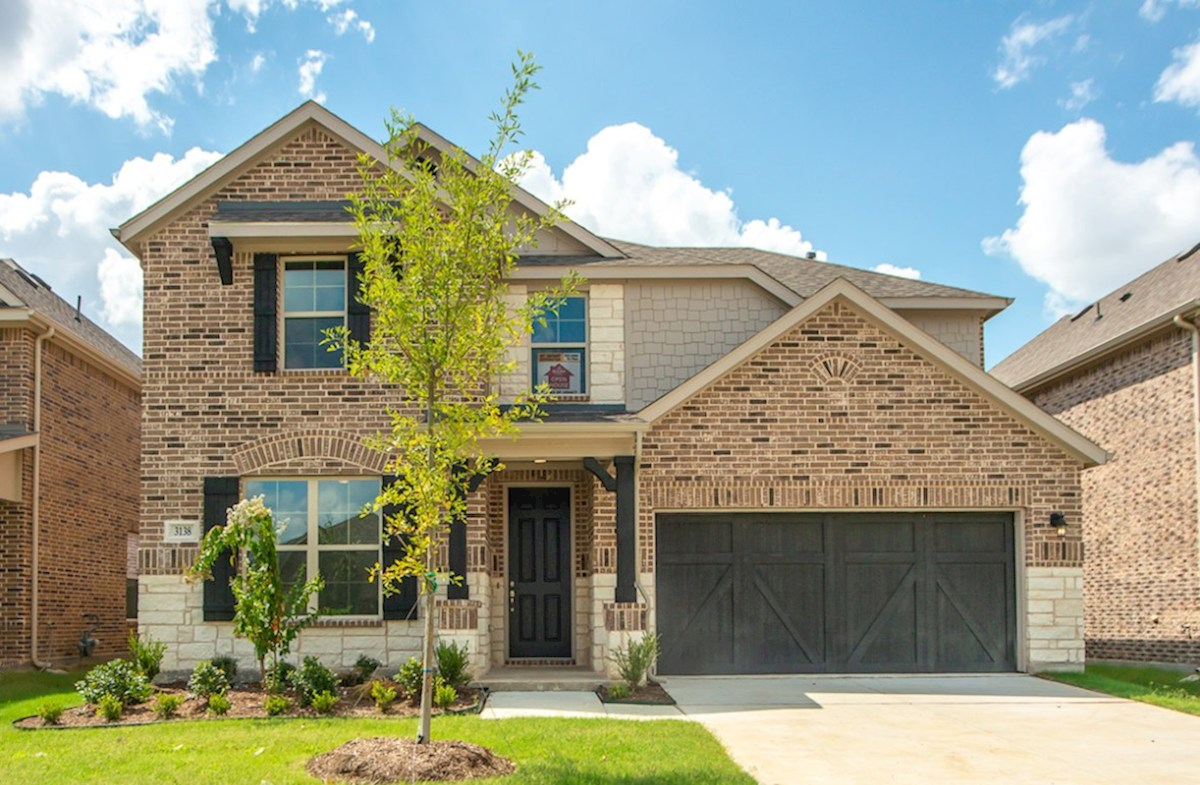 Avalon Elevation French Country L quick move-in