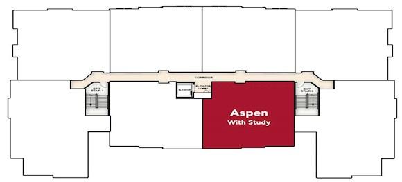 Unit floorplan image