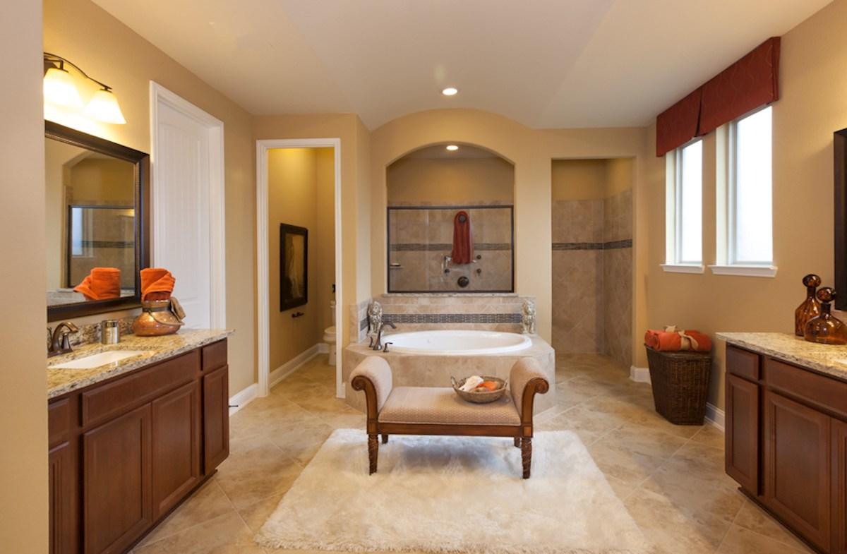 Young Ranch Hopkins master bath