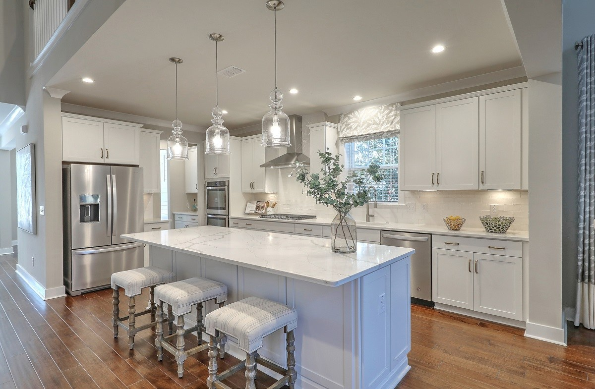 Bentley Park Dogwood chef-inspired kitchen