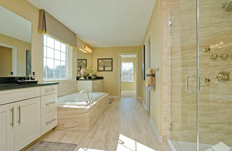 Federalsburg Master Bathroom