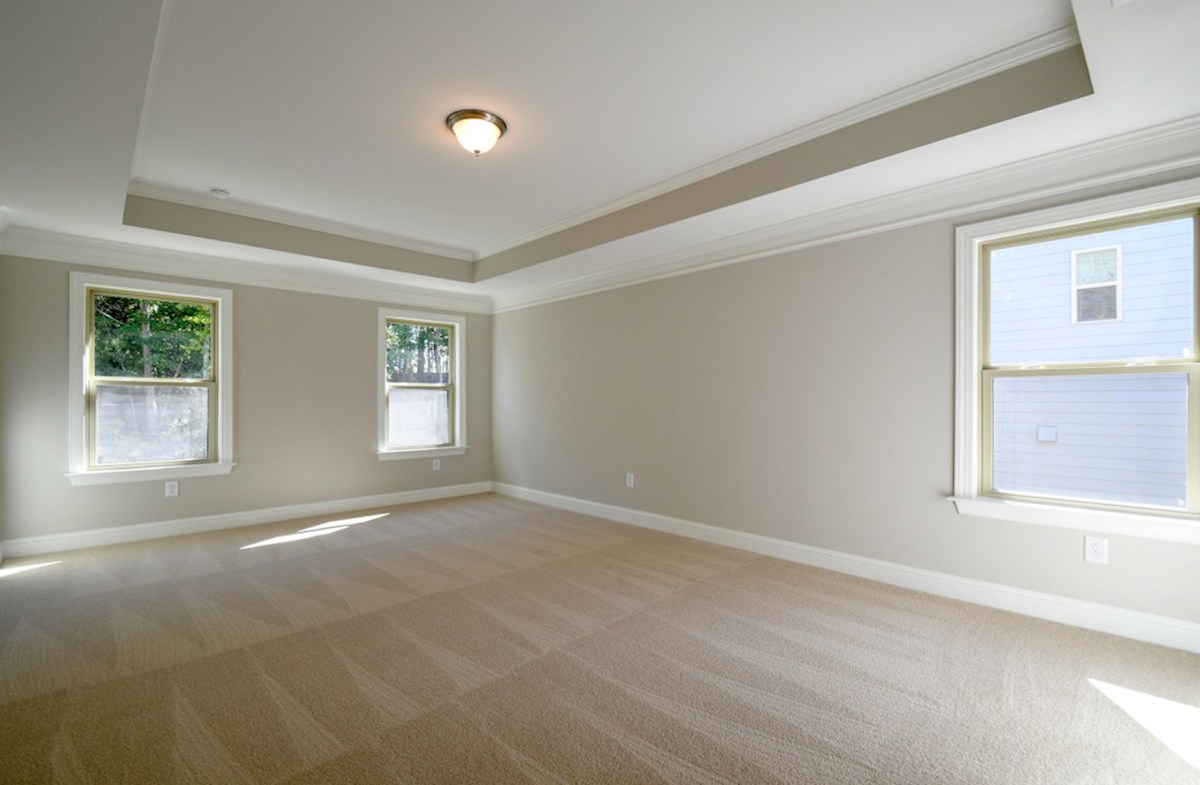 Amelia II quick move-in Master Bedroom with lots of natural light