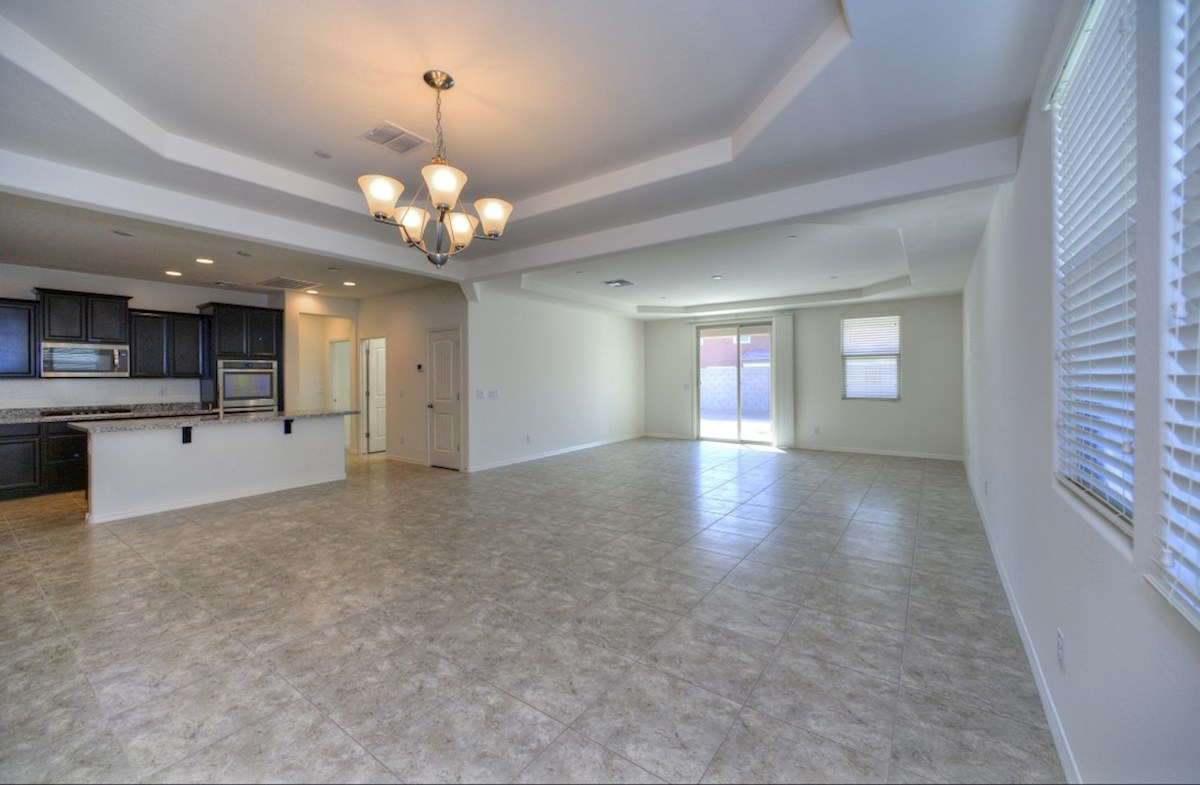 Copley quick move-in added tray ceilings