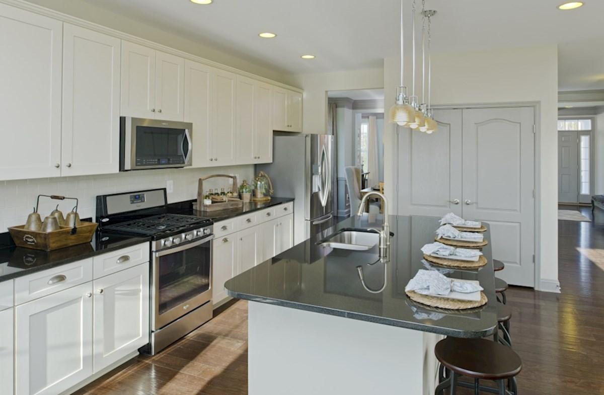 Harpers Run Harper expansive kitchen