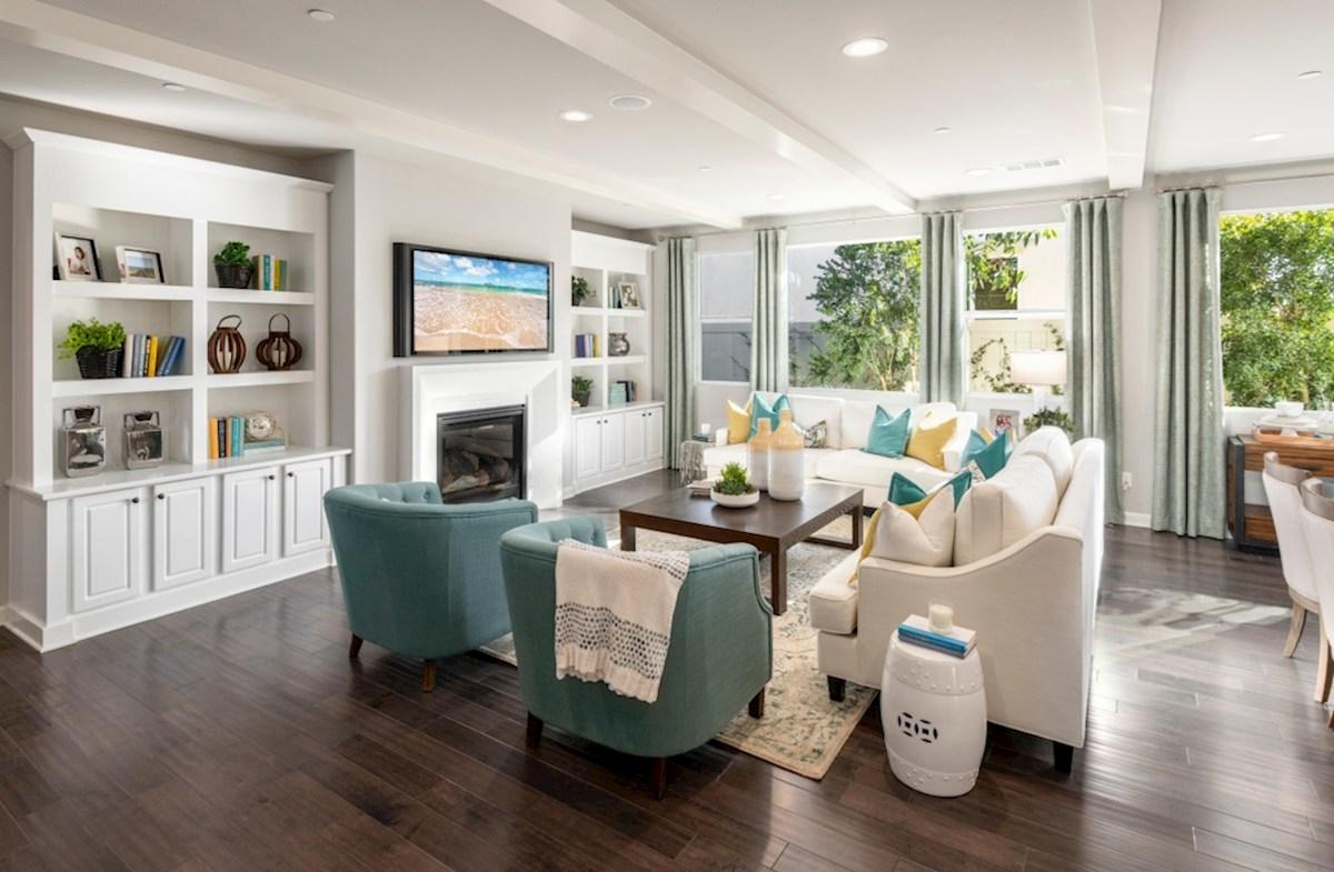 Aurora Heights Honeysuckle Create lasting memories in your new family room