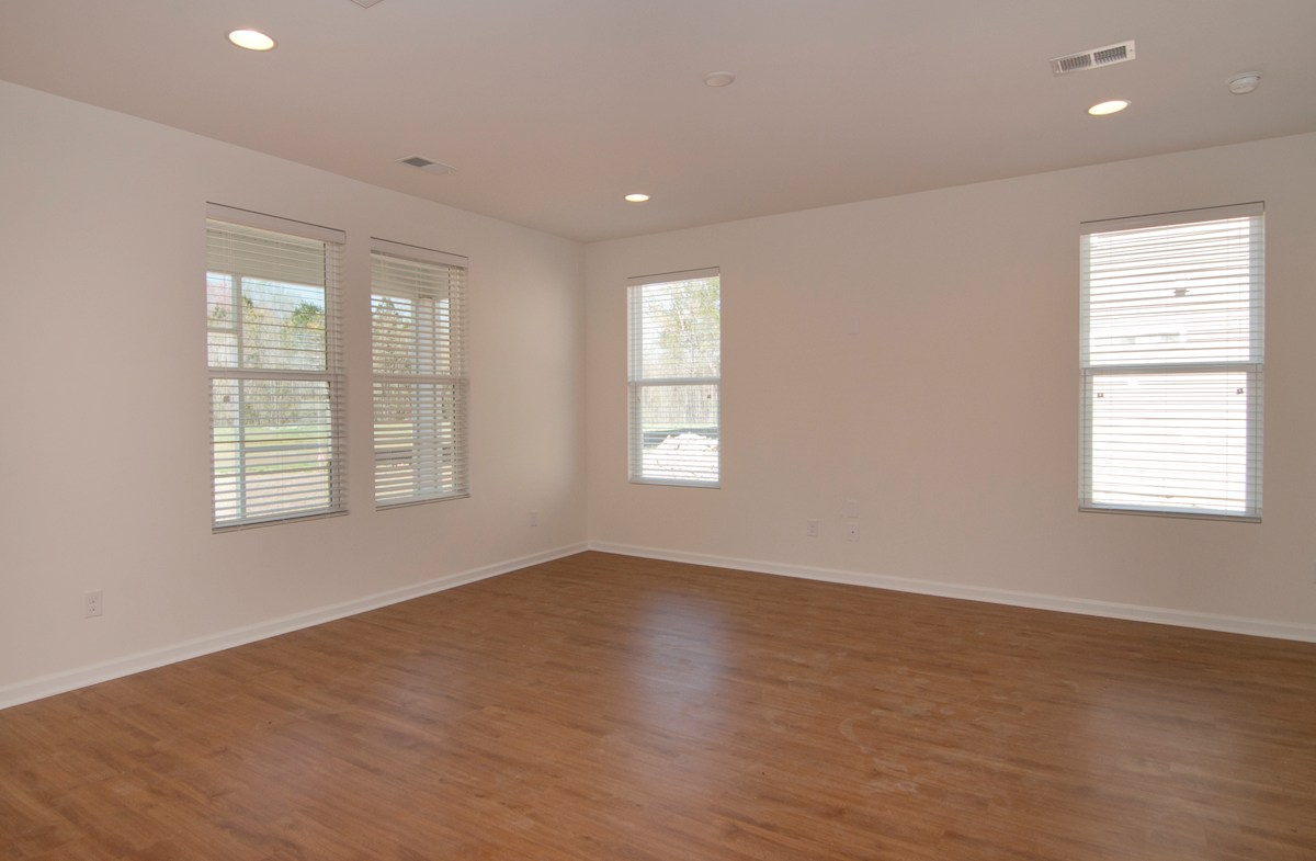 Jasmine Point at Lakes of Cane Bay Maple inviting great room