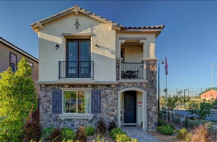 Tiburon Elevation Tuscan (TUU) quick move-in