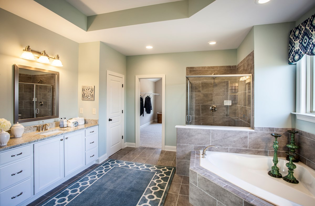 Kensington Tara Spa-Inspired Master Bath