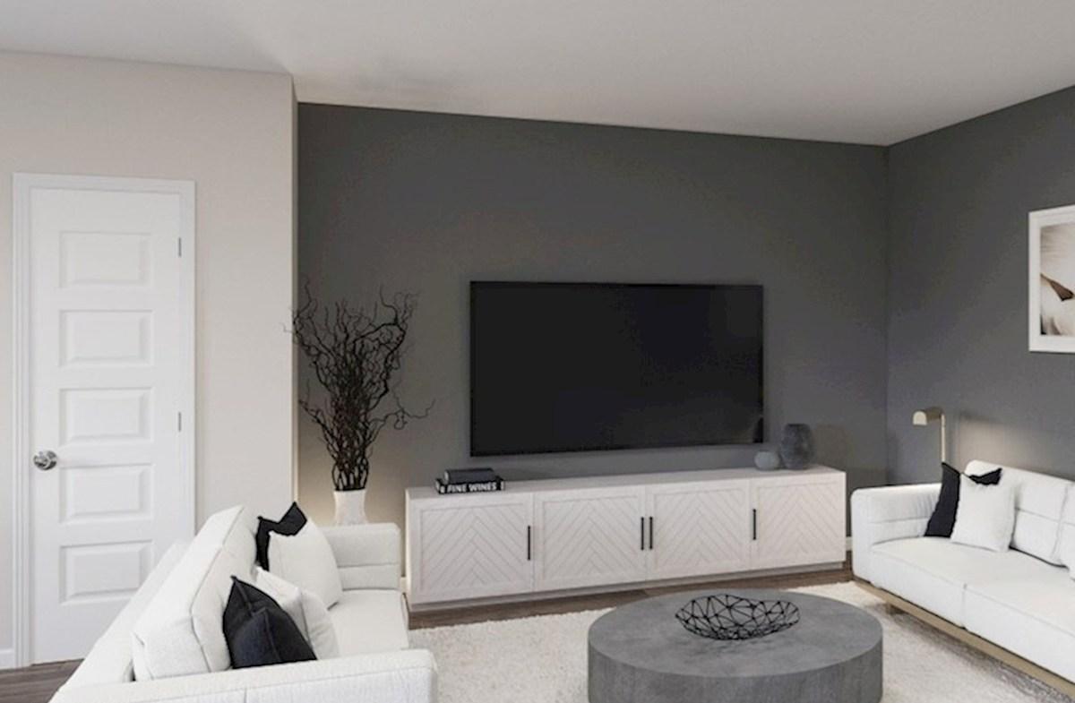 Hampton Place Montouk Mantouk living room
