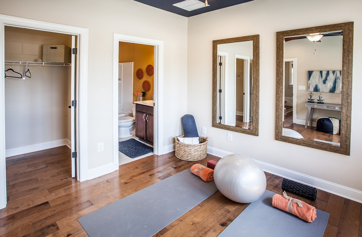 Piedmont Bonus Room